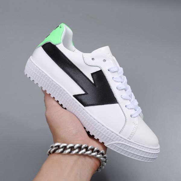 Acquista Scarpe Da Skate Arrow Sneakers Bianche Stile Fresco Piccola Scarpa Donna Bianca Con Pelle Scamosciata Color Coda A $57.87 Dal Dh__wholesale |