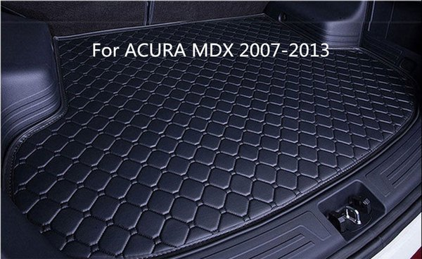 Car Rear Cargo Boot Trunk liner Mat Pad for ACURA MDX 2007-2013