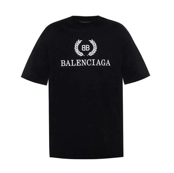 19ss Italy style t shirt LOGO printed T-shirt for women designers street tshirt free shipping S-XXL