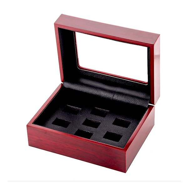 7 Loch Display Box