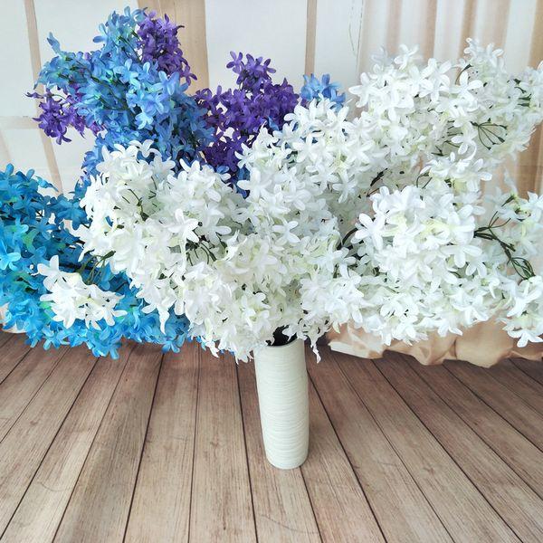 моделирование вишни цветок филиал свадьба фотостудия украшения искусственное шифрование крест вишни цветок поддельные венок цветок филиал