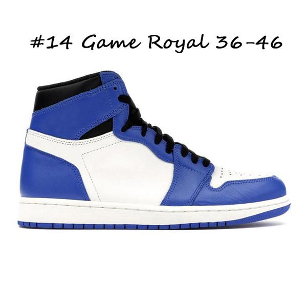 # 14 Royal Game 36-46