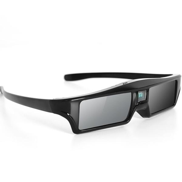 Obturador activo ligero Gafas 3D recargables Gafas para Proyector DLP LINK S288