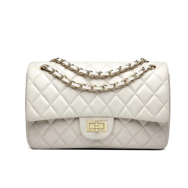 Famous Designer Purses And Handbags Leather Messenger Bag Lady Diamond Lattice Small Chain Cross Body Shoulder Bags Sac A Main