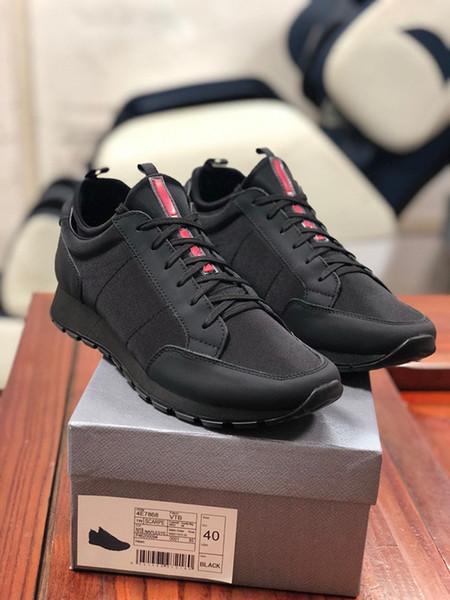 Nuovo modello Albero Designer di scarpe uomo donna casual' di moda i colori misti Grigio Nero Mesh Trainer scarpe con la scatola coppia Style xg19072910