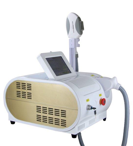 300000 colpi portatile OPT SHR IPL depilazione IPL macchina della pelle terapia di ringiovanimento dell'acne IPL Macchina di bellezza e-light