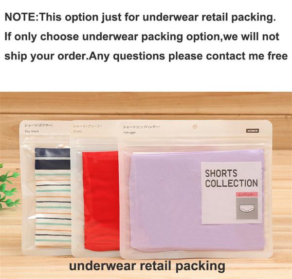 bolsa de ropa interior