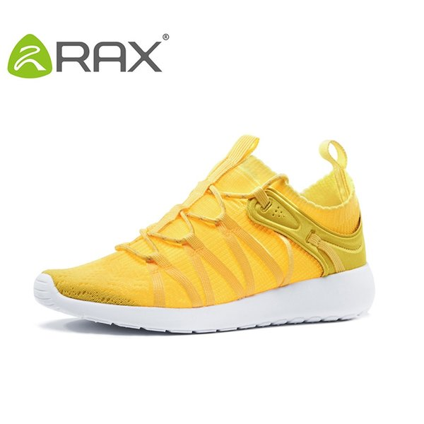 RAX 2017 Women Breathable Summer Spring Hiking Shoes Lightweight Knit Outdoor Sports Shoes Traveling Backpacking #97282