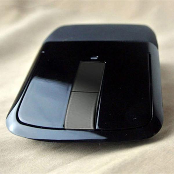 Mouse wireless pieghevole da 2,4 GHz con ricevente USB Mouse ottico pieghevole per computer portatile PC portatile YE-Hot