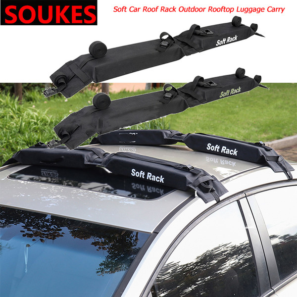 Peugeot 3008 SUV 2017 /> Roof Rack Bars For Vehicles With Raised Roof Rails