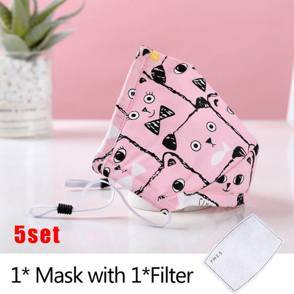 Maske x filter 5 Stücke H