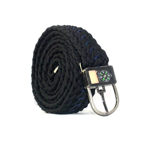 Multi functional outdoor survival Tactical belt umbrella rope braided belt safety 550 umbrella rope camping hiking survival tools
