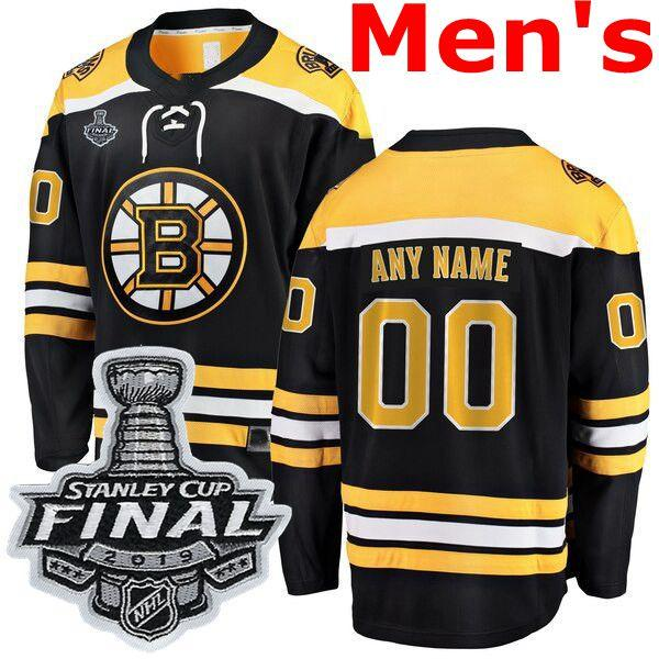 Men's Black& Yellow Home Final