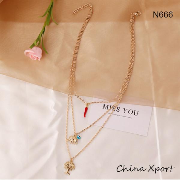 N666 China