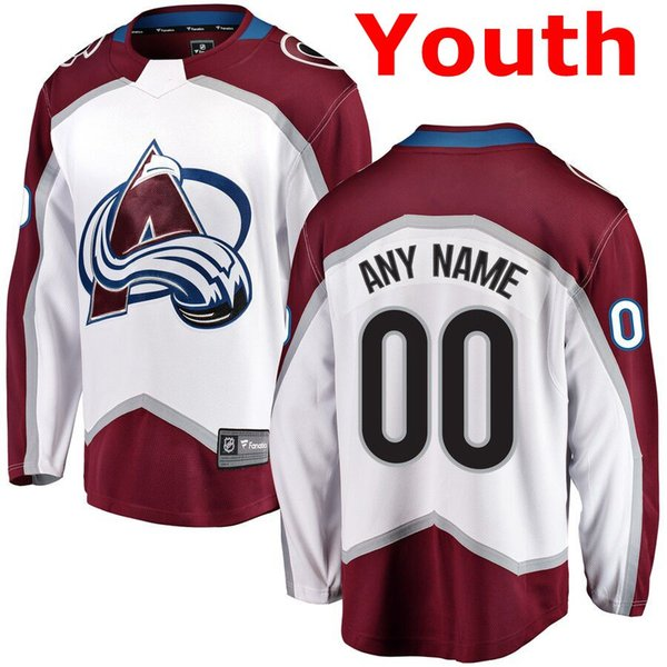 Youth White Away.