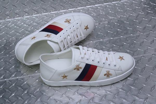 2019 Luxus Designer Herren Schuhe Herren Basketball Sneakers Trainer Slipper Stan Smith Sterne Vintage Espadrilles Schuhe mit Box Größe 38-46 -245