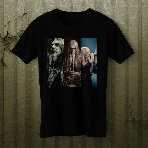 camicia Marco Hietala metalli pesanti cantante Nightwish Floor Jansen T-shirt XL 2XL Tee Shirt Homme T uomini divertenti