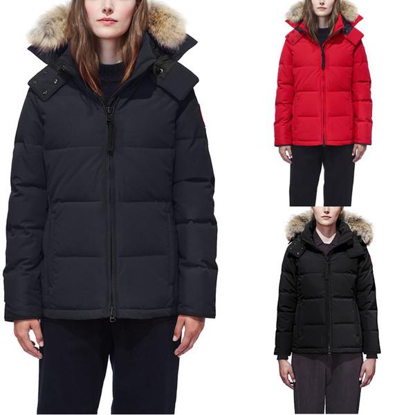 best selling Raccoon Fur Women Winter Goose Down Jacket Keep Warm Designer Puffer Jacket Down Jacket Woman'S High Quality Winter Coat Outerwear E44