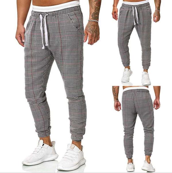 Nedensel erkekler koşucuların adam tasarımcı ter pantolon Nedensel Pantolon Streetwear Pants Yeni mens