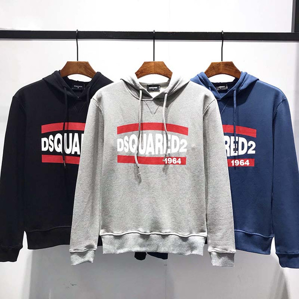 2019 в начале осени новые модули прилива бренда большого размера случайные свитер мужской с капюшоном тенденция свободный студент спортивный хип-хоп б