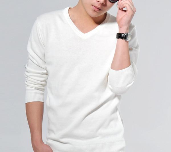 Дешевые оптовая 2019 новая весна лето осень Горячие продажи мужской моды случайные netred красивый хороший человек свитер MP13