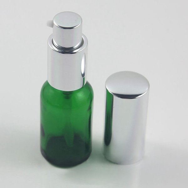 зеленый насос лосьона