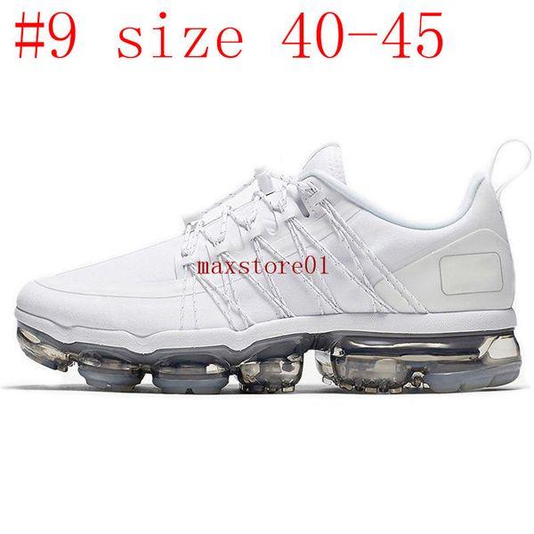 #9 white size 40-45