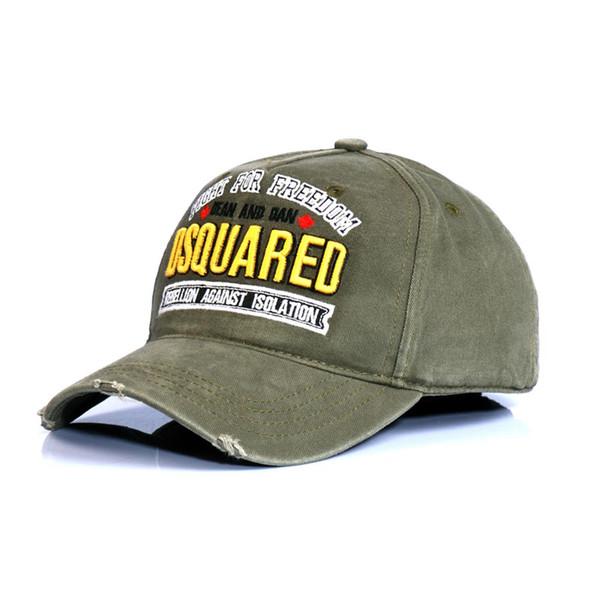 2019 wholesale 2 colors 100%Cotton Baseball Caps Letters Men Women Classic Design ICON Logo Hat Snapback Casquette Dad Hats