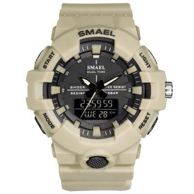 Waterproof quartz multifunctional watch for outdoor sports (Buy 10 and send one glasses)
