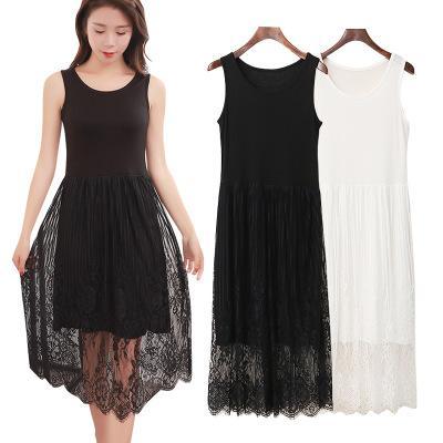 Designer Dress Summer Maxi Long Dresses Women Fashion Casual Sleeveless Gauze dress Vintage Party Vestidos Ladies plus size Modal dress