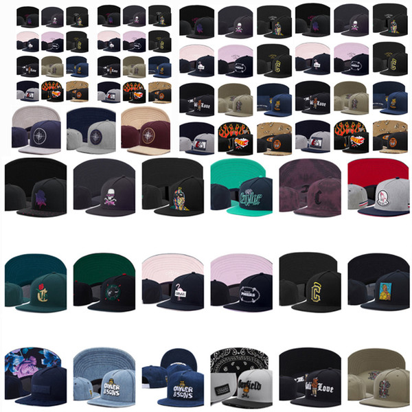 Nueva al por mayor de verano snapback Cayler Sons sombreros ajustables gorra de béisbol hombres y mujeres Pom moda casual Tapas de calidad superior