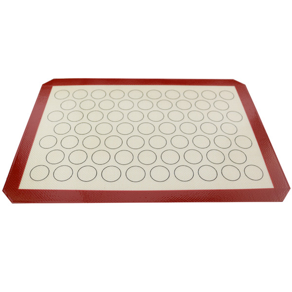 Non-Stick Macaron Silicone Baking Mat Pad Sheet Silicone Pastry Baking Utensils Pastry Tools Rolling Dough Mat