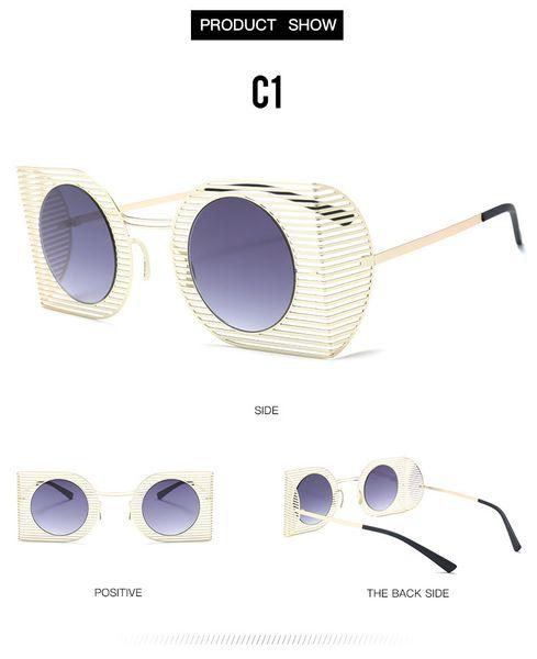 C1 Gold / cinza