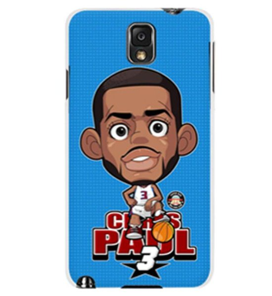 Mobile Shell Soft Shell Samsung Note3 High Quality Basketball Star Pattern Fashion Premium Mobile Phone Case For Samsung Note S9