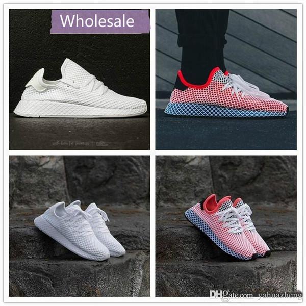b11ac6122 2019 ПРОДАЖА Новый DEERUPT RUNNER 2019s мужские кроссовки женские кроссовки  Спортивные кроссовки 2019 женская обувь оптом