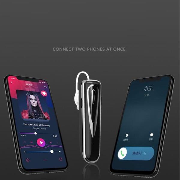 Explosion models Z2 wireless Bluetooth headset intelligent voice control mini binaural universal ear hook stereo long standby