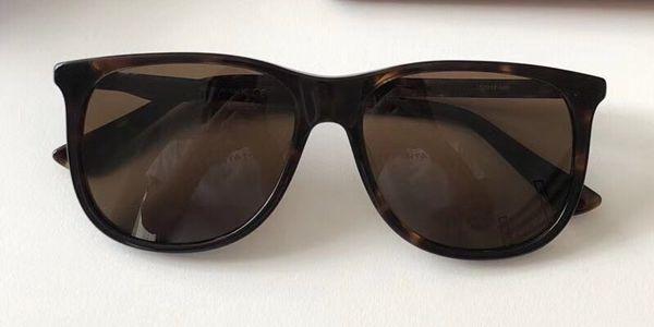 amber brown lens