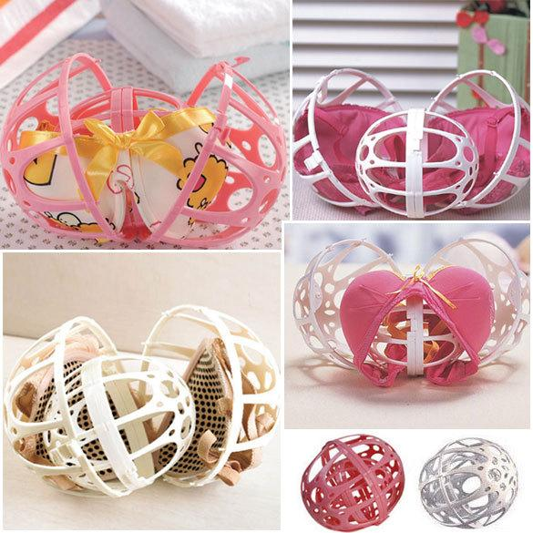 Products Laundry Balls Discs New Dropshipping New Bubble Washer AID Laundry Washer Bra Saver Bra Washing Ball House Supplies E5M1