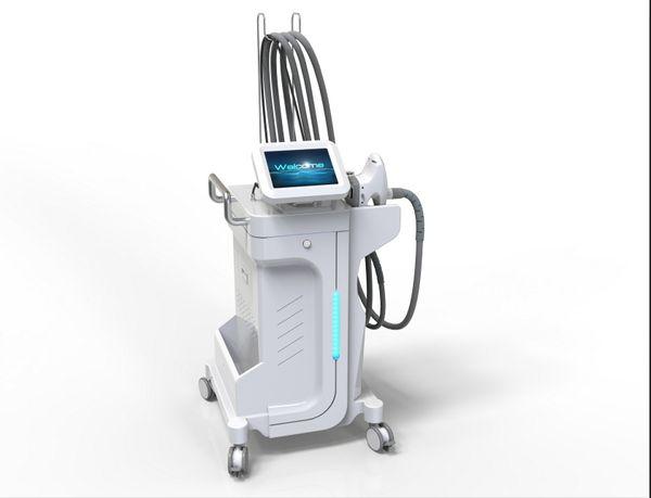 2019 nova chegada corpo máquina de emagrecimento infravermelho rolo rf massagem máquina de vácuo corpo moldar máquina de beleza