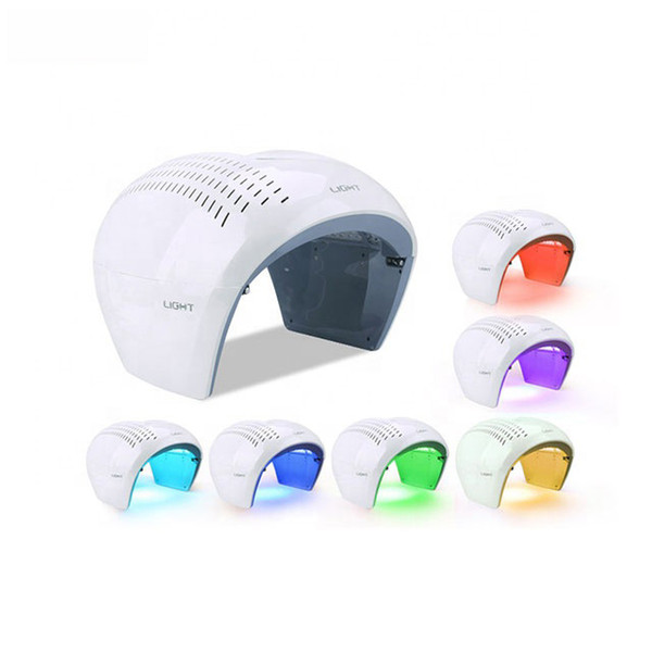 2019 new portable Skin care Whitening Face Beauty pdt led light therapy beauty machine Acne Treatment, Pigment Removal