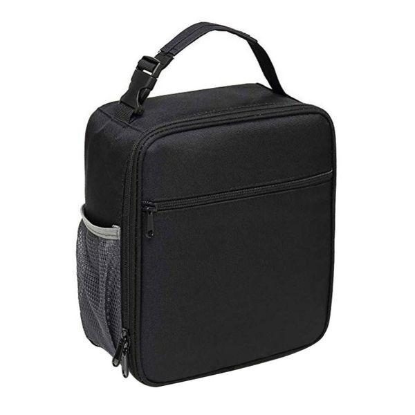 Thermo Cooler Lunch Bags Scatola termica Lunch Borsa portatile Borsa da picnic Borsa isolata Scatola isolata