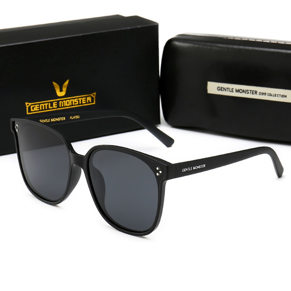Hombres de alta Calidad 2030 Gafas de Sol Nuevas Gafas de Montura Completa Retro Famoso Diseñador de la Marca Gafas de Sol de Lujo Vintage Gafas V2020