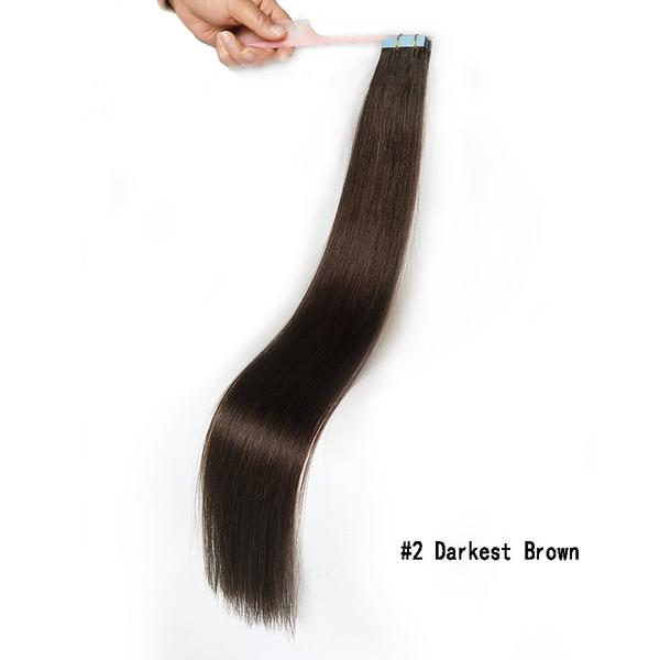 #2 Darkest Brown