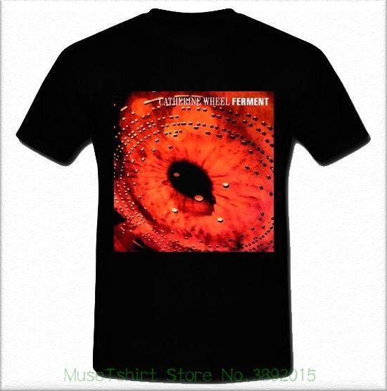 Catherine Wheel Ferment Shoegazing Band Tanya Donelly T-shirt Tee S M L Xl 2xl Print Round Neck Man