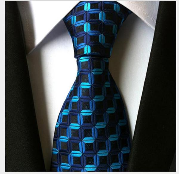 Второй 8см мужской галстук