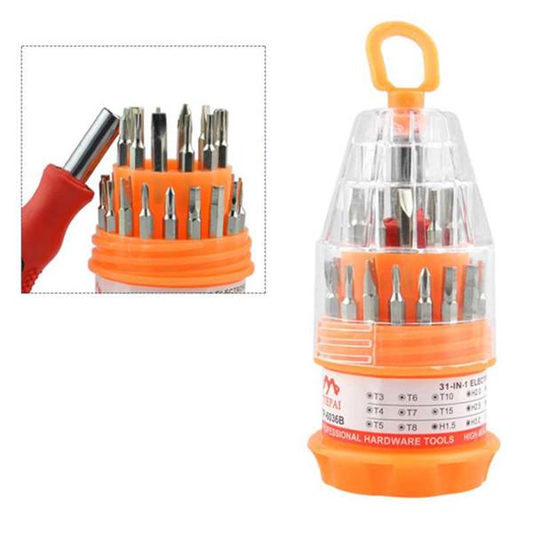 Schraubendreher-Satz 3 in 1 magnetischer Schraubendreher-Satz Torx-Schraubendreher-Bits für Handy-Uhr-Laptop-Torx-Schraubendreher-Werkzeug-Reparatur-Handwerkzeuge