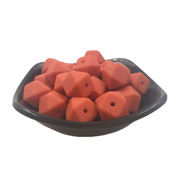 Mandarin red-50pcs