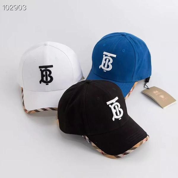 Tasarımcı Şapkalar Lüks Şapkalar Moda Marka Beyzbol Şapkası Erkekler Kadınlar için Ayarlanabilir Yeni Gelmesi Yaz Bahar Şapka ...