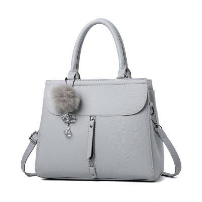 Europa y América Marca B1075 Bolso de Las Mujeres de Moda Bolso Mensajero Remache Bolso de Hombro Único de Alta Calidad Mujer Bag137