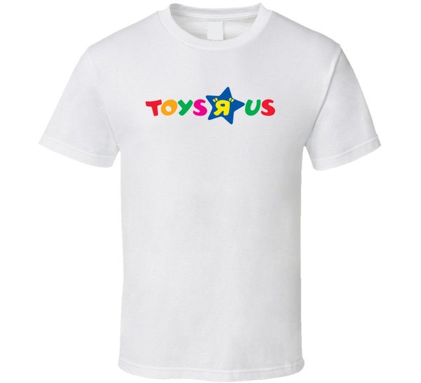 Oyuncaklar R Abd Retro Vintage Eski Okul Oyuncak Serin T Shirt Komik 100% Pamuk T Gömlek Takım Şapka Pembe T-shirt